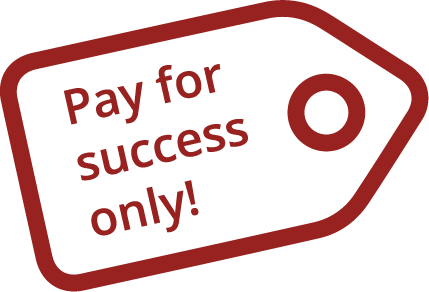 procurement_Icon zu Pay for success only